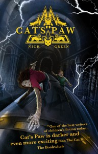Cat's Paw front cover 408KB