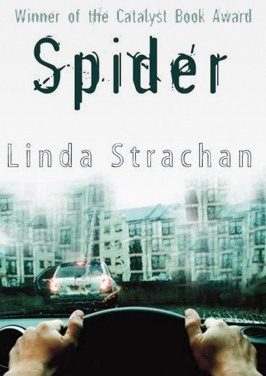 cover_Teenage_LindaStrachan_Spider