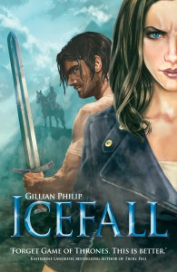 Icefall cover